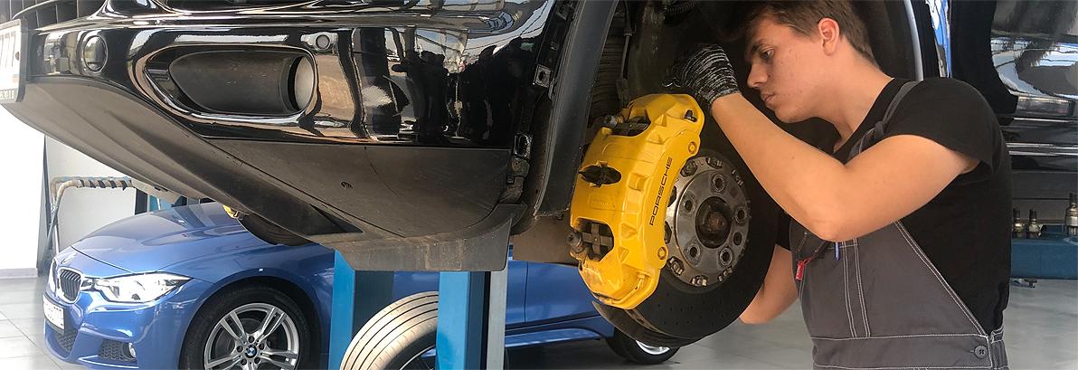 Техническое обслуживание и ремонт - МОТОРВАГЕН