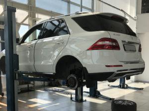 Отбалансировать колеса на ML