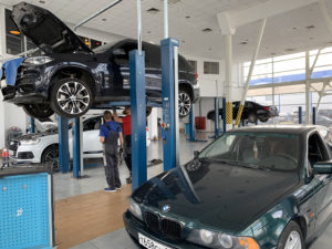 Техническое обслуживание BMW Х5