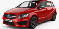 Mercedes-Benz B-Класс III (W247)